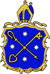 Crest of the Anglican Diocese of Tasmania