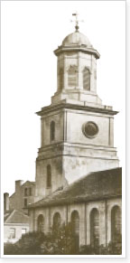 Original St. David's New Tower