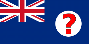 Tasmanian Flag Question