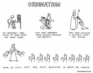 Ordination this Saturday at 10am.  Come along and support Chris, Leonie & Victor as they are deaconed and pray for them as they take up this ministry.