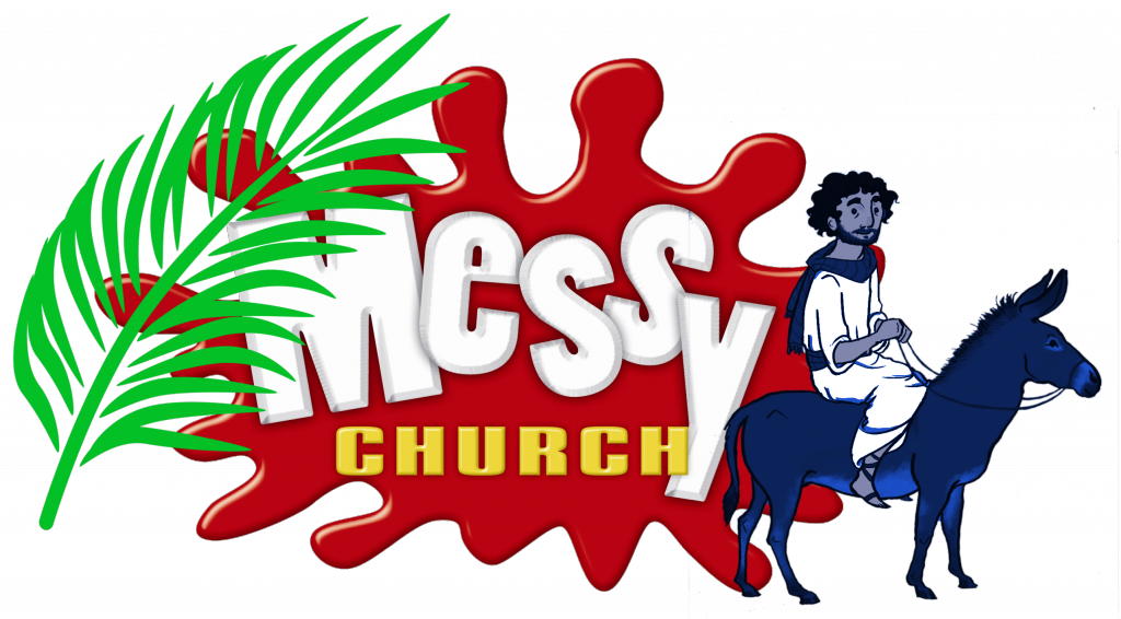 Palm Sunday Messy Church