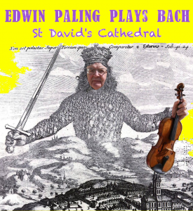 Edwin Paling Plays Bach