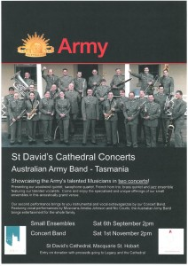 Army Band Poster