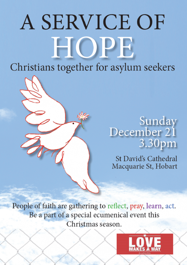 A Service of Hope