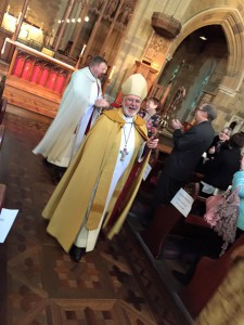 +John at the Ordination