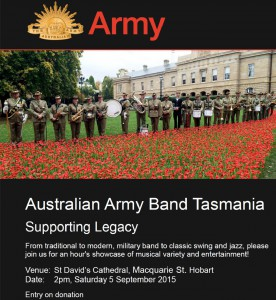 Army Band 2015