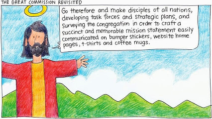 Great Commission Revisited
